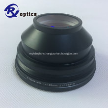 1064nm F-Theta Lens for fiber laser marking machine